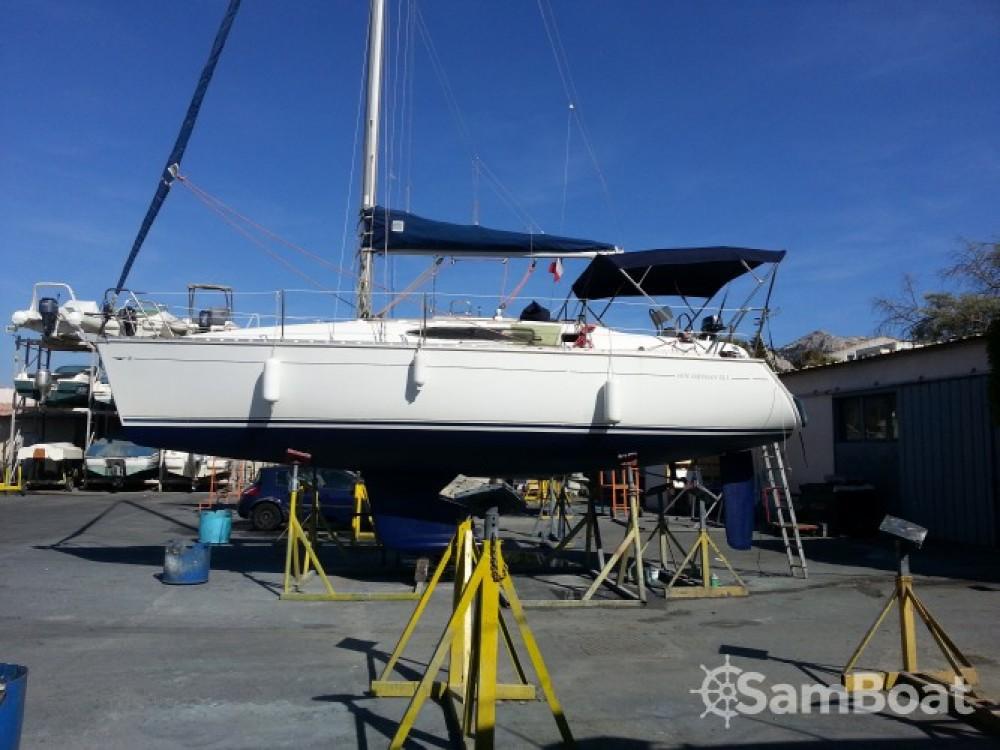 Noleggio barche Port du Frioul economico Sun Odyssey 32.2