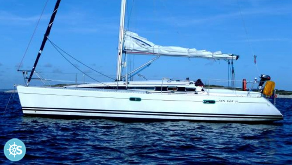 Noleggio yacht Larmor-Plage - Jeanneau Sun Fast 36 su SamBoat