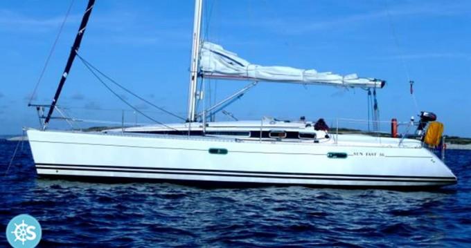 Noleggio yacht a Larmor-Plage – Jeanneau Sun Fast 36 su SamBoat