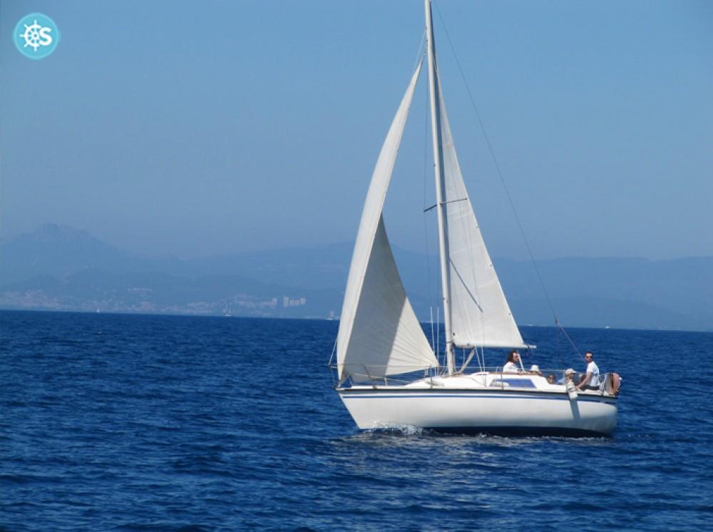 Noleggio Barca a vela con o senza skipper Aloa Bormes-les-Mimosas