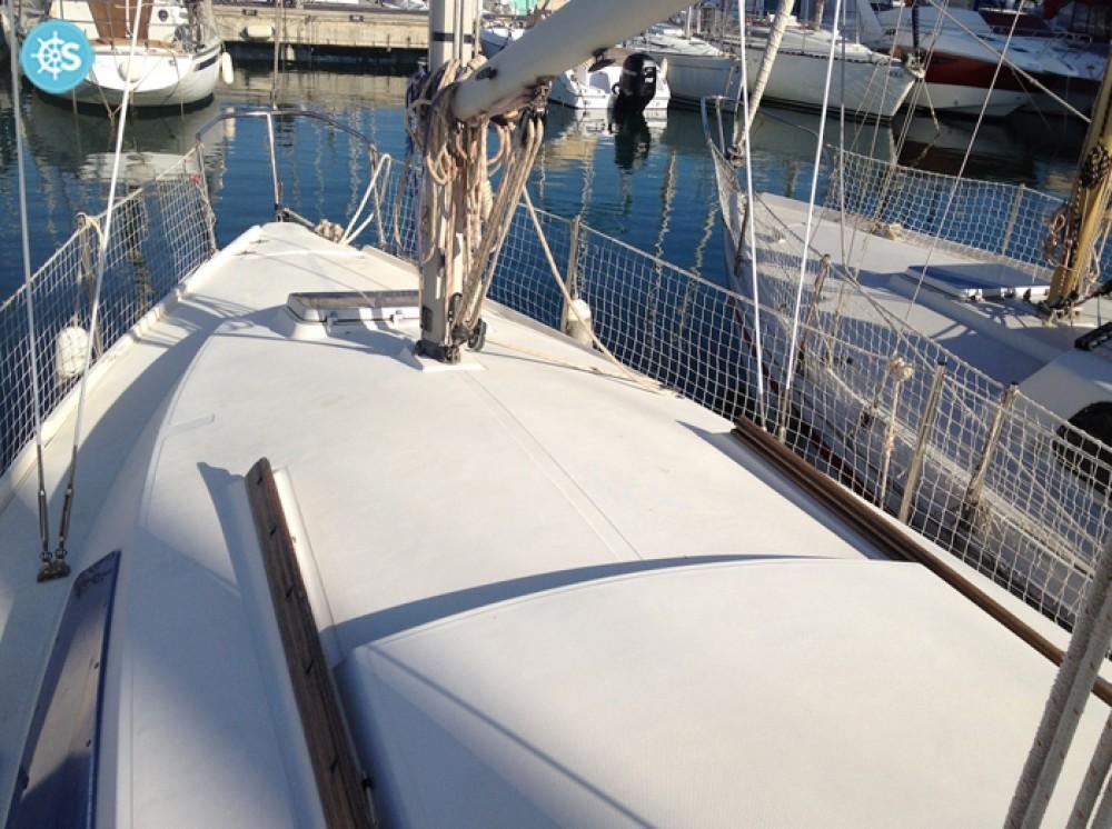 Noleggio Barca a vela Aloa con una patente