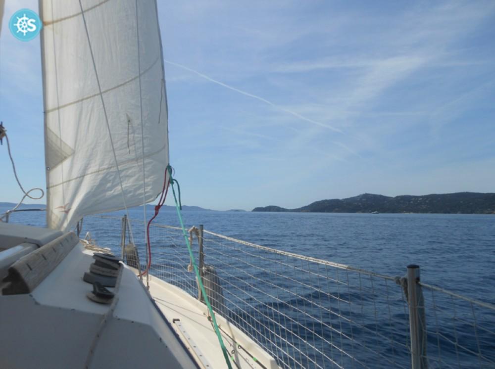 noleggio Barca a vela Bormes-les-Mimosas - Aloa Aloa 25