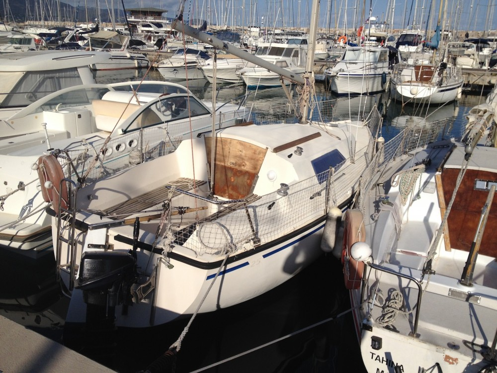 Noleggio barche Aloa Aloa 25 Bormes-les-Mimosas su Samboat