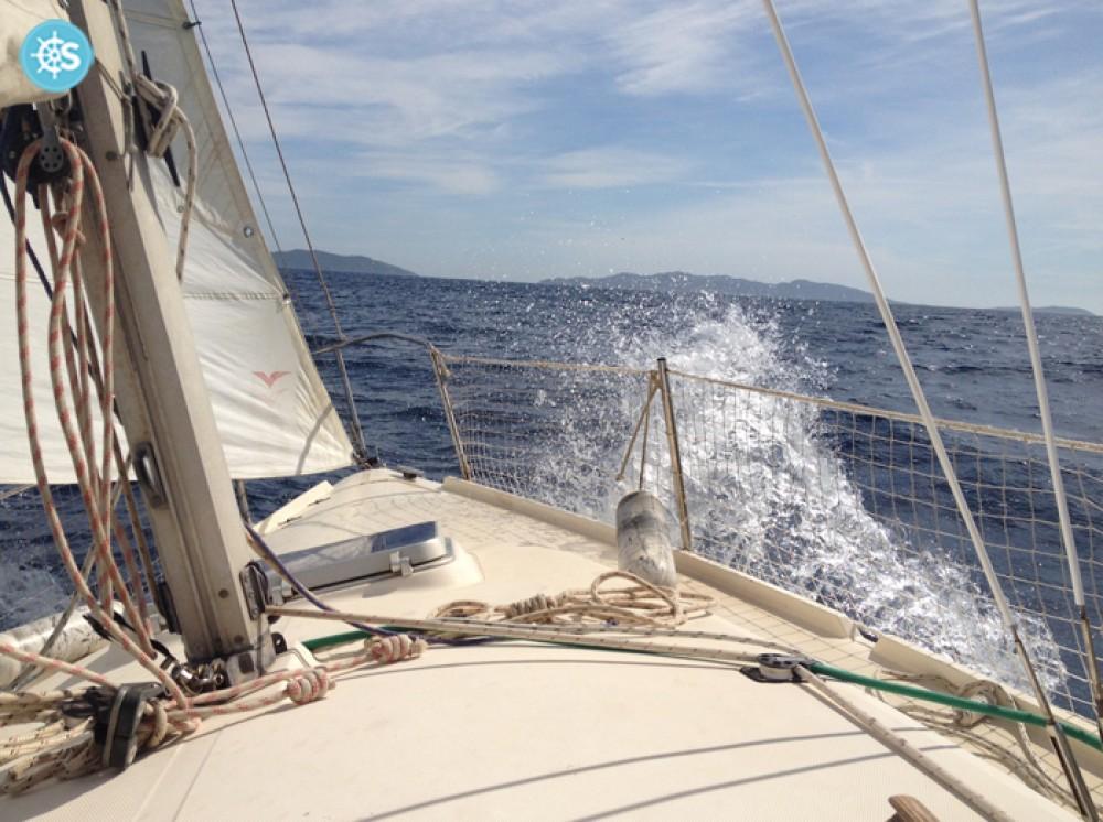 Noleggio yacht Bormes-les-Mimosas - Aloa Aloa 25 su SamBoat