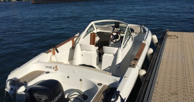 Noleggio Barca a motore a Arcachon – Bénéteau Ombrine 630