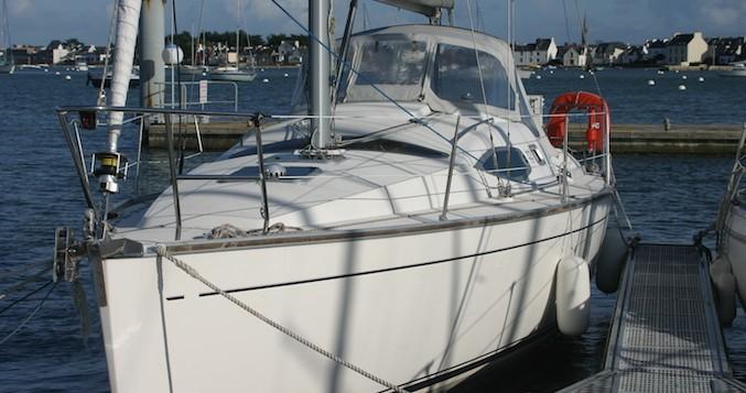 Noleggio barche Loctudy economico Feeling 32