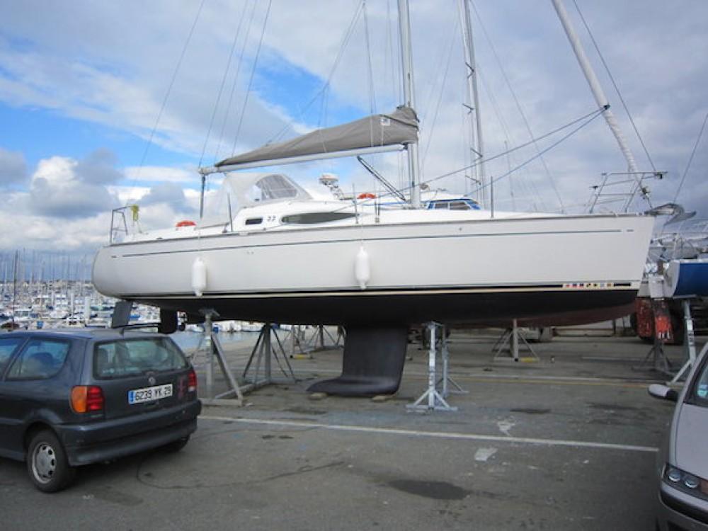 Noleggio barche Kirie Feeling 32 Loctudy su Samboat