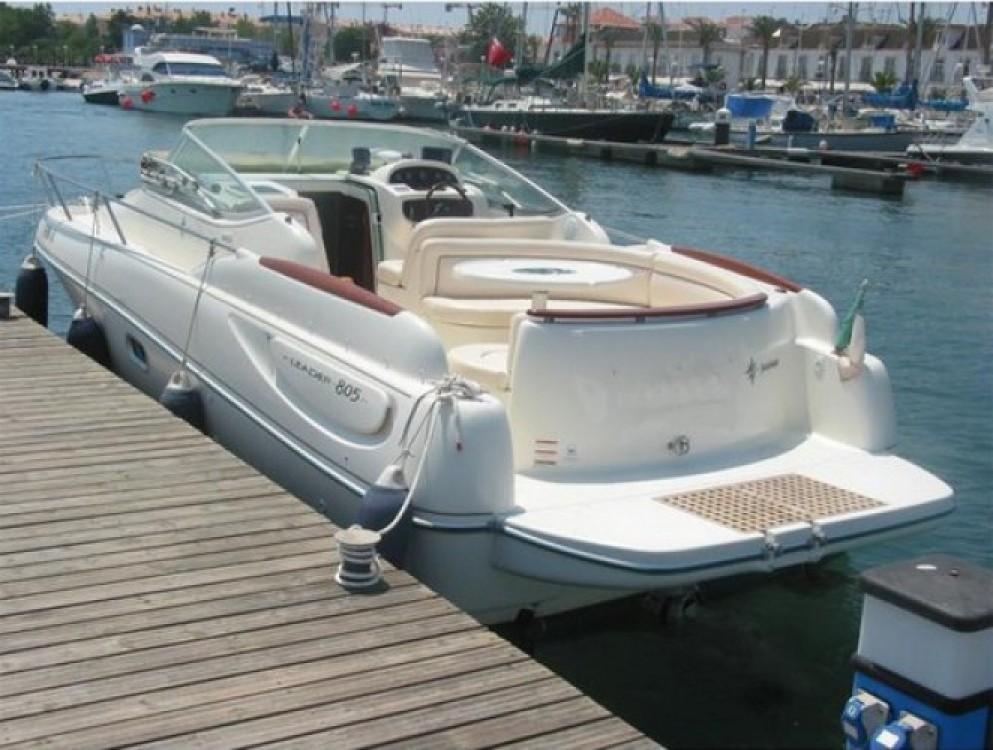 noleggio Barca a motore Hyères - Jeanneau Leader 805