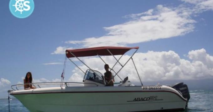 Noleggio Barca a motore con o senza skipper Ocqueteau a Pointe-à-Pitre