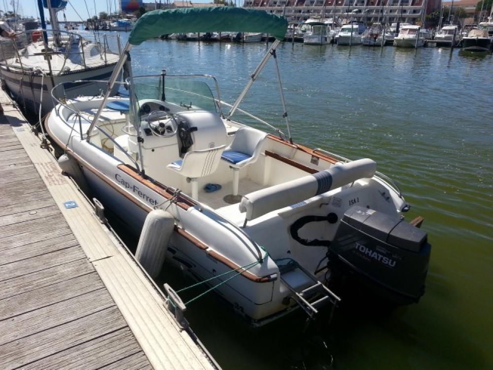 Barca a motore a noleggio Palavas-les-Flots al miglior prezzo