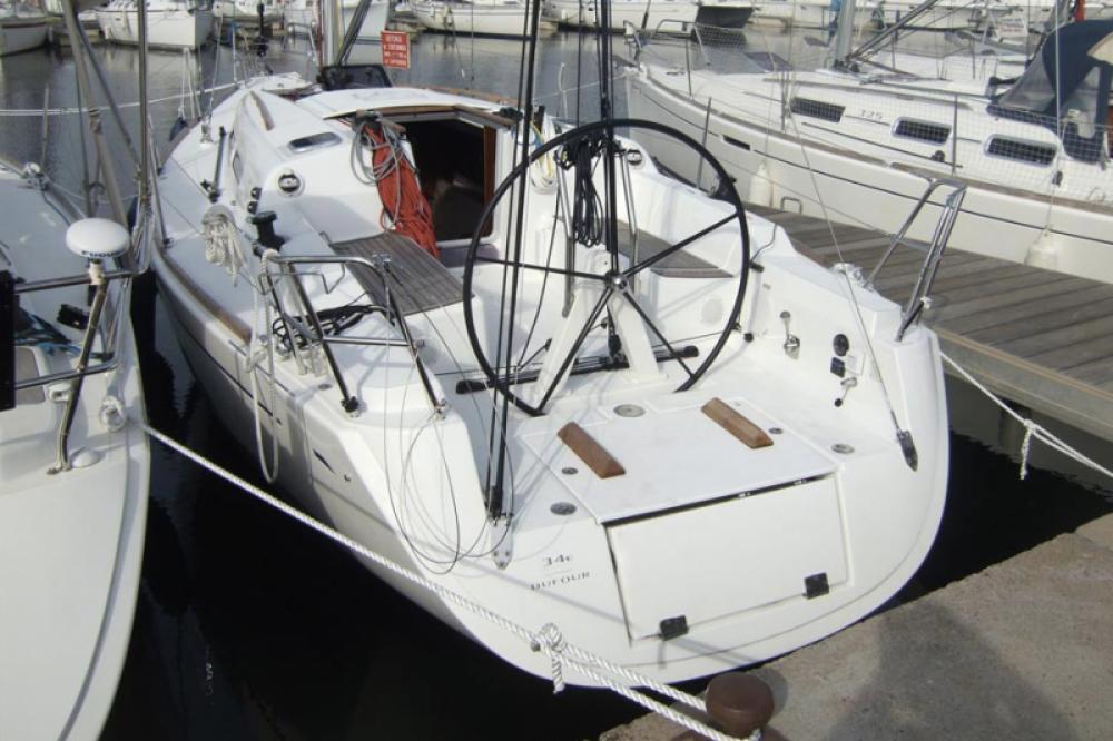 Barca a vela a noleggio Agde al miglior prezzo