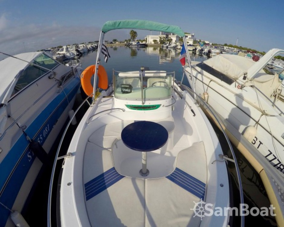 Noleggio barche Palavas-les-Flots economico Cap Ferret