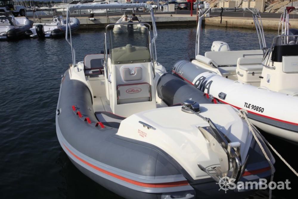 Noleggio yacht Hyères - Nuova Jolly Nuova Jolly 700 RS su SamBoat