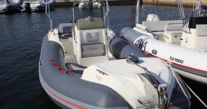 Noleggio yacht a Hyères – Nuova Jolly Nuova Jolly 700 RS su SamBoat