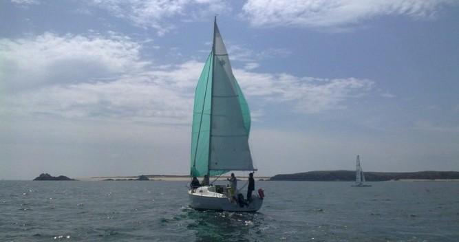 Jeanneau Sun 2500 tra privati e professionisti a La Trinité-sur-Mer