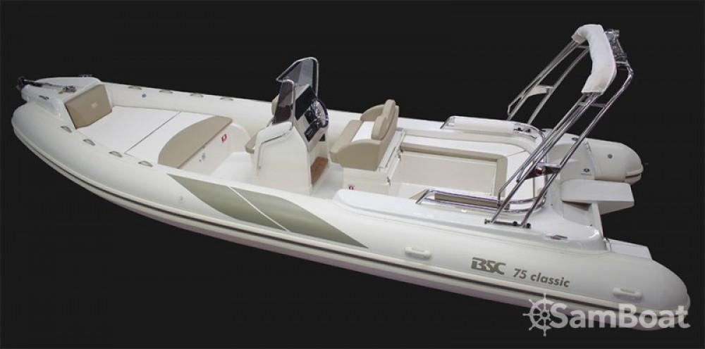 Noleggio yacht Hyères - Bsc BSC 75 Classic su SamBoat