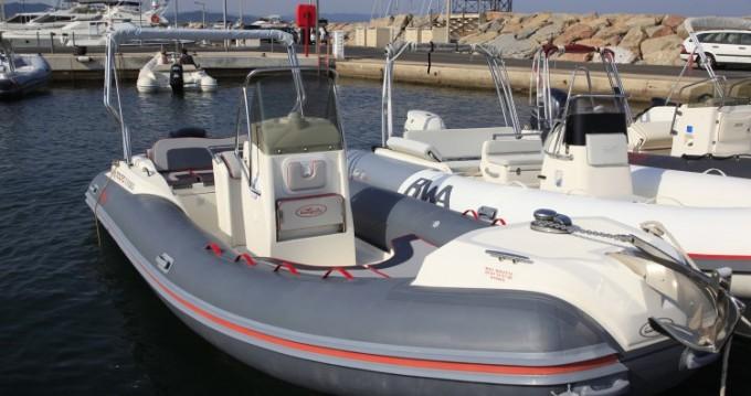 Noleggio Gommone a Hyères – Nuova Jolly Nuova Jolly 700 RS