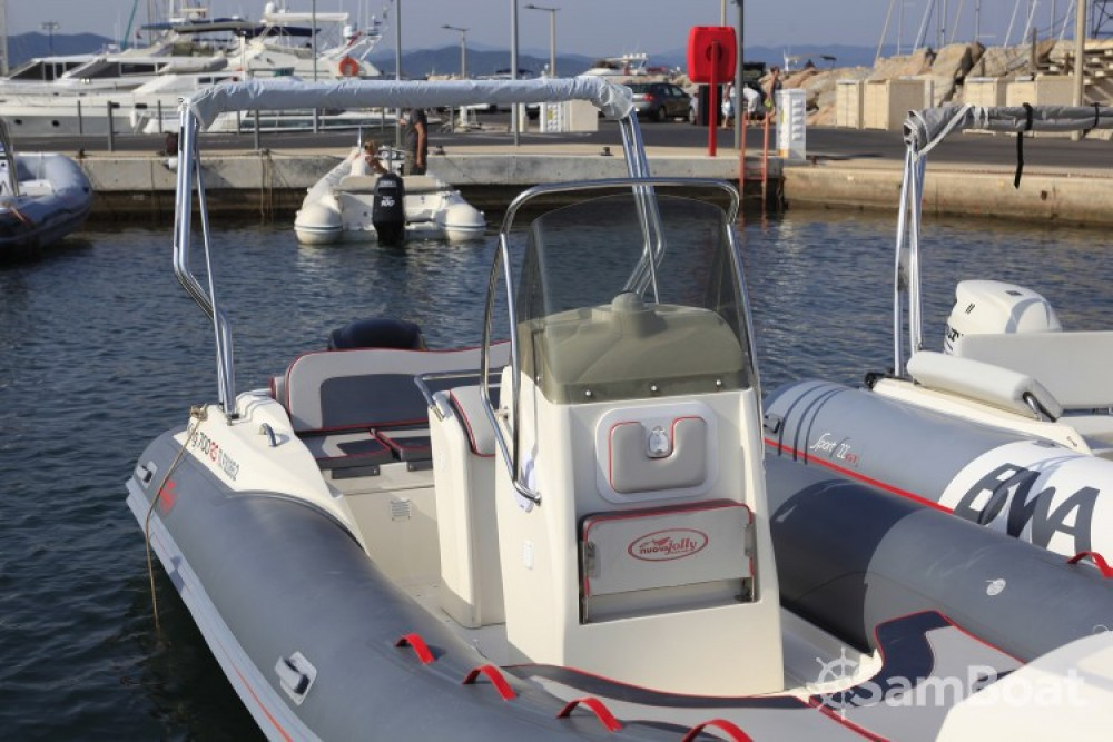 Noleggio barche Nuova Jolly Nuova Jolly 700 RS Hyères su Samboat