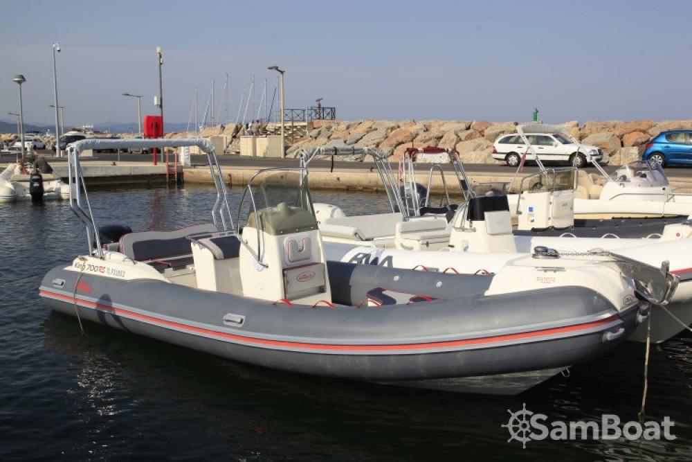 Noleggiare un'Nuova Jolly Nuova Jolly 700 RS Hyères