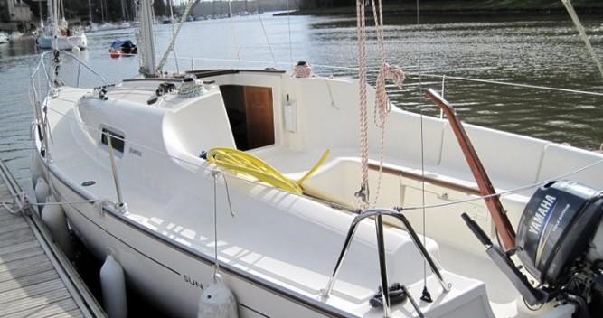Noleggio Barca a vela a La Trinité-sur-Mer – Jeanneau Sun 2500
