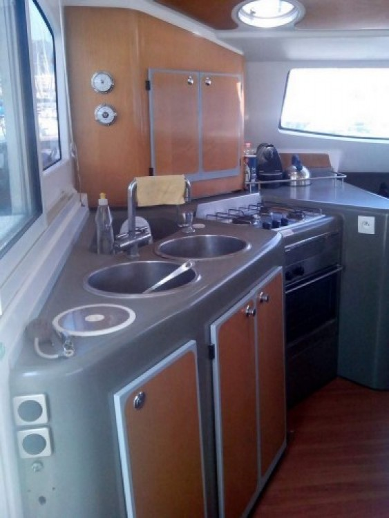 noleggio Catamarano Marsiglia - Fountaine Pajot Lavezzi 40