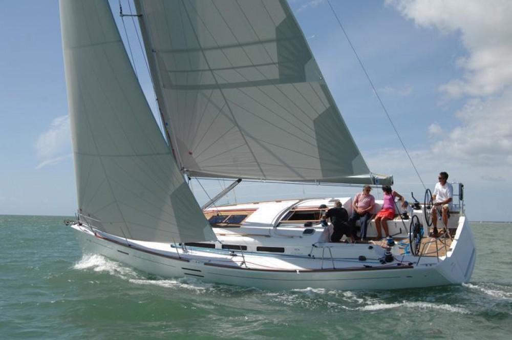 Noleggio barche Marsiglia economico 40