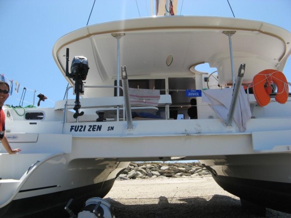 Noleggio yacht Marsiglia - Fountaine Pajot Lipari 41 su SamBoat
