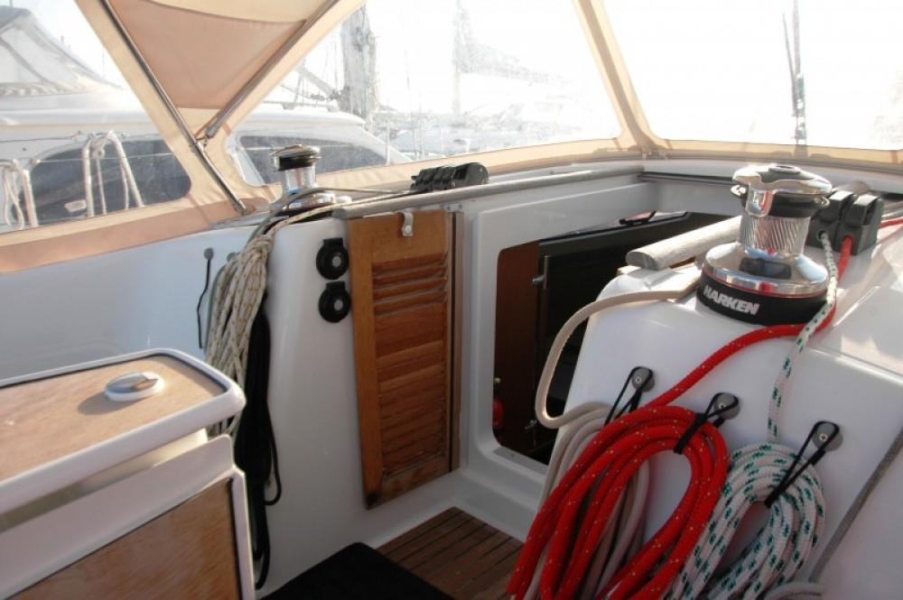Noleggio barche La Ciotat economico Oceanis 40