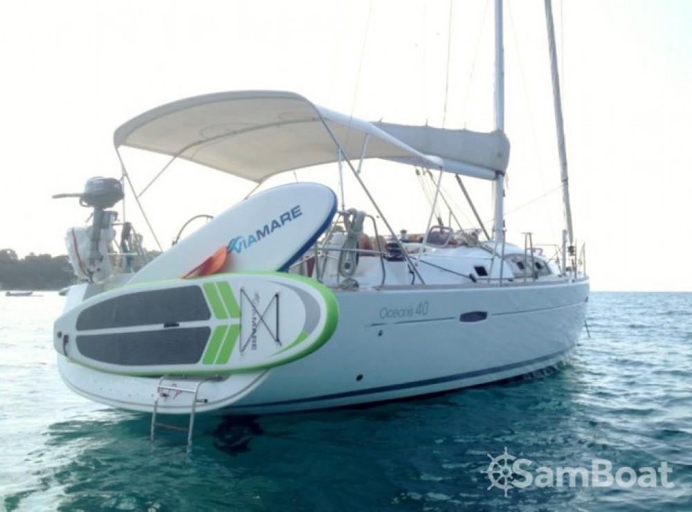 Noleggio yacht La Ciotat - Bénéteau Oceanis 40 su SamBoat