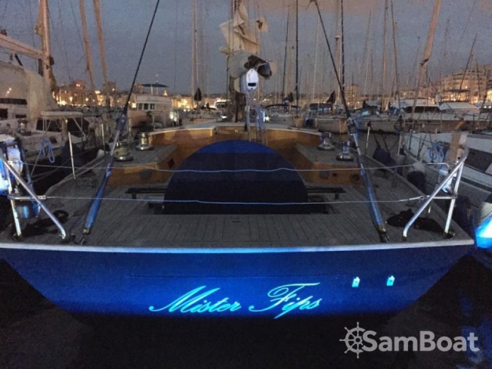 Noleggio Barca a vela con o senza skipper H2O Yachts Marsiglia