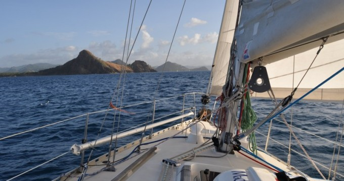 Noleggiare una Gibert Marine Gib Sea 372 a Le Robert