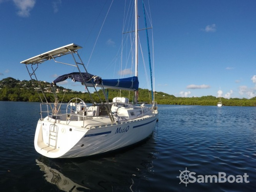 Noleggio barche Le Robert economico Gib Sea 372
