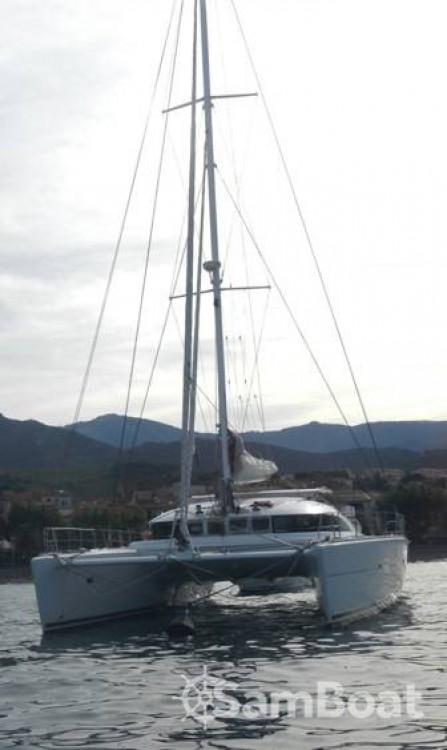 Noleggio yacht Ajaccio - Lagoon Lagoon 570 su SamBoat