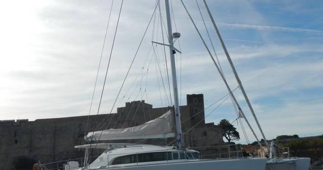 Noleggio Catamarano con o senza skipper Lagoon a Ajaccio