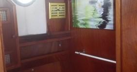 Noleggio Houseboat Bravo con patente nautica