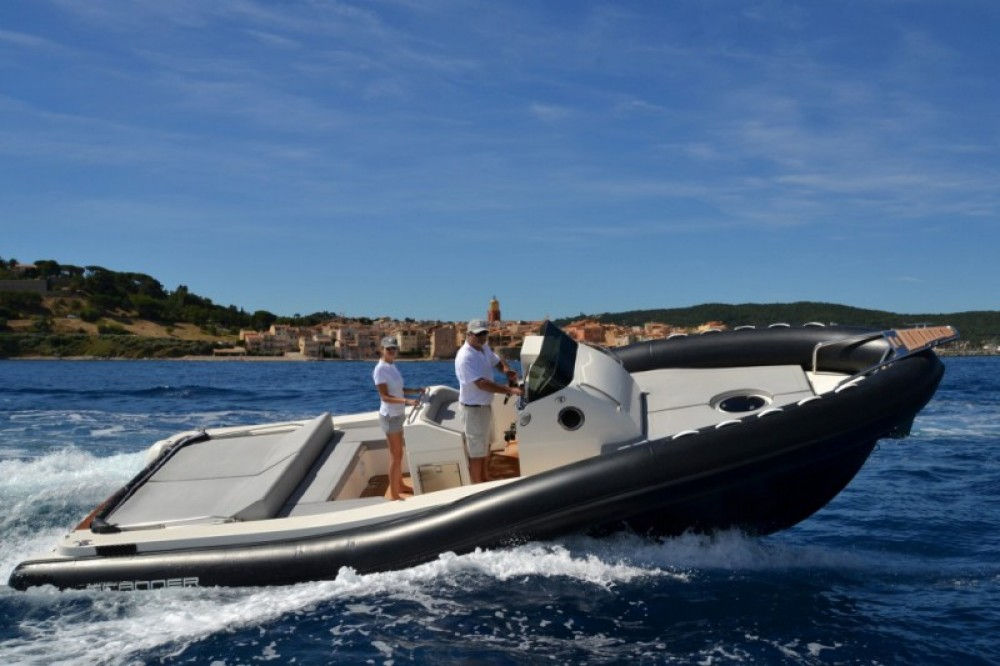 Scanner Scanner One 888 tra personale e professionale Saint-Tropez