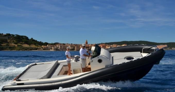 Gommone a noleggio a Saint-Tropez al miglior prezzo