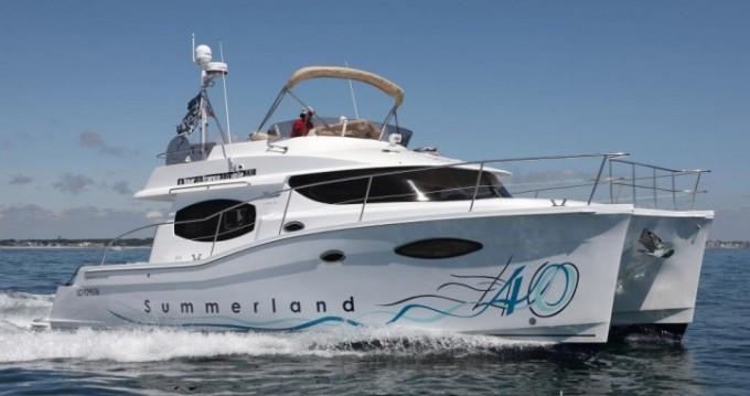 Noleggio barche La Trinité-sur-Mer economico Summerland 40