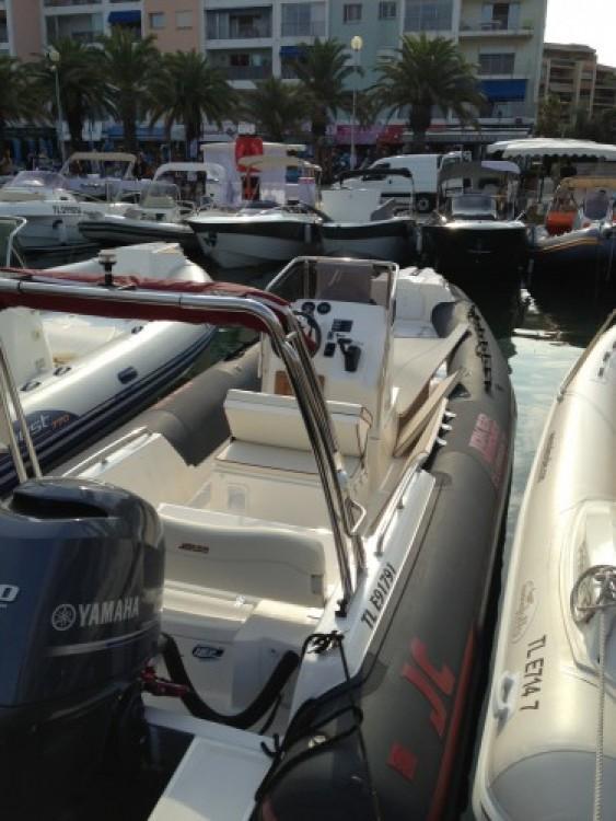 Noleggio barche Hyères economico Clubman 22