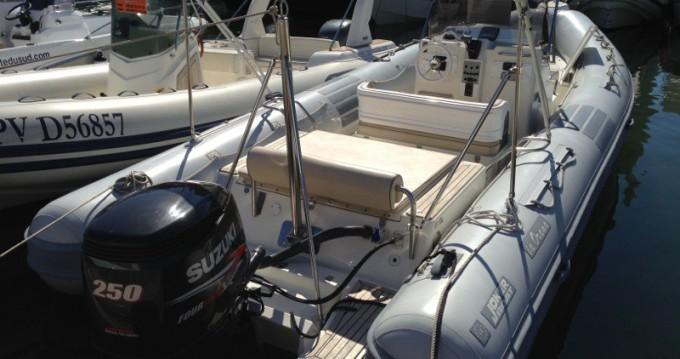 Noleggio barche Hyères economico Clubman 24