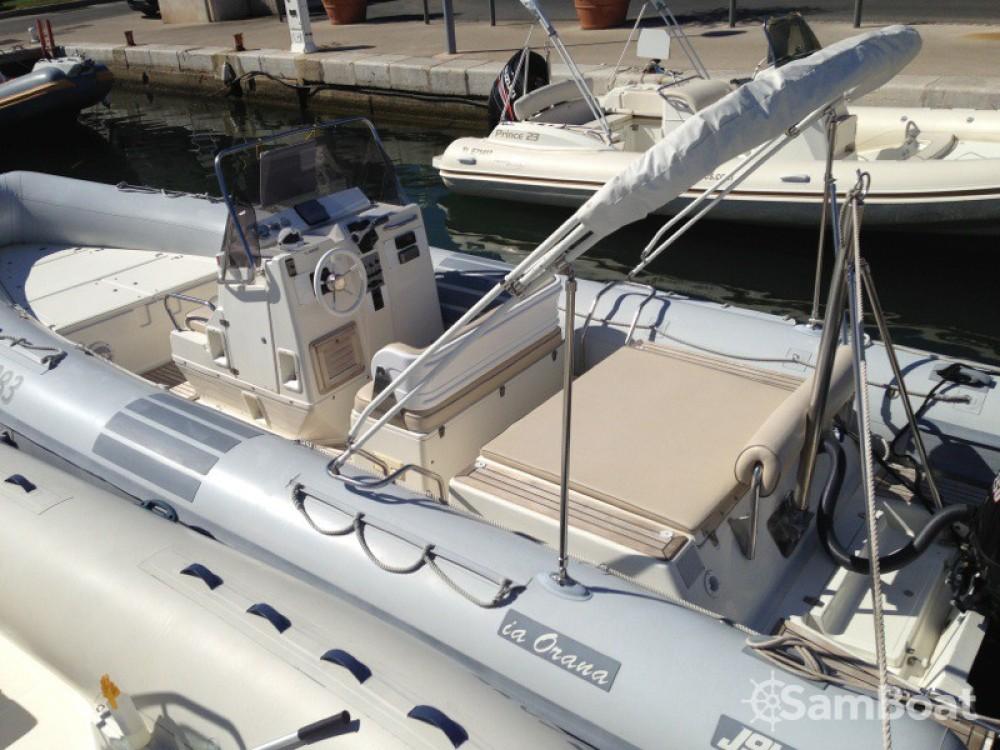 noleggio Gommone Hyères - Joker Boat Clubman 24