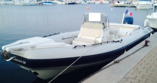Noleggio barche Hyères economico Clubman 26