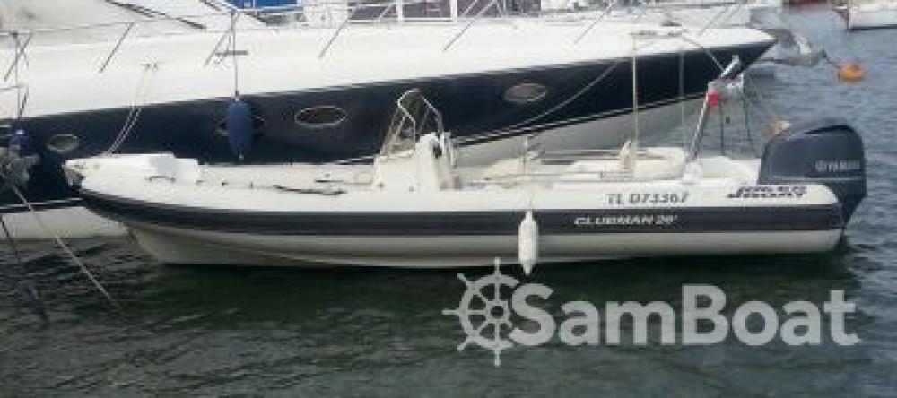 Noleggiare un'Joker Boat Clubman 26 Hyères