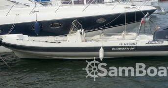 Noleggio yacht a Hyères – Joker Boat Clubman 26 su SamBoat