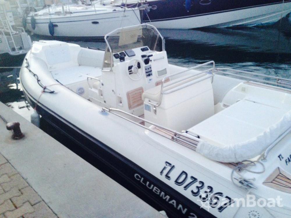 noleggio Gommone Hyères - Joker Boat Clubman 26
