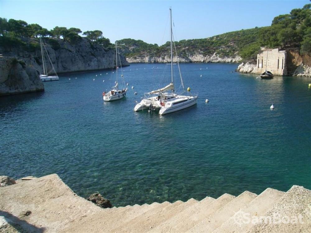 Noleggio barche Abruzzo economico Edel Cat 35