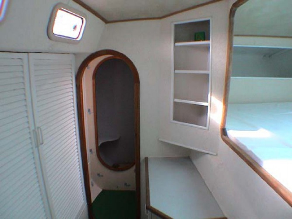 Noleggio barche Chantier-Du-Lez plan carof lazzy 54 Martinica su Samboat