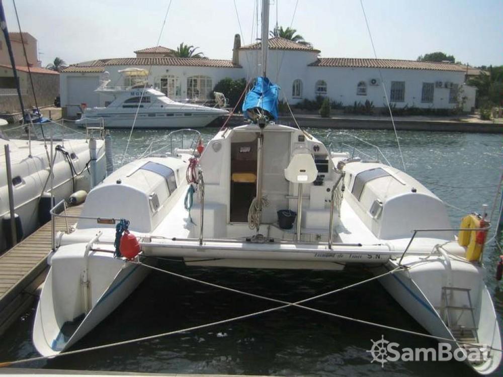 noleggio Catamarano Abruzzo - Edel Edel Cat 35