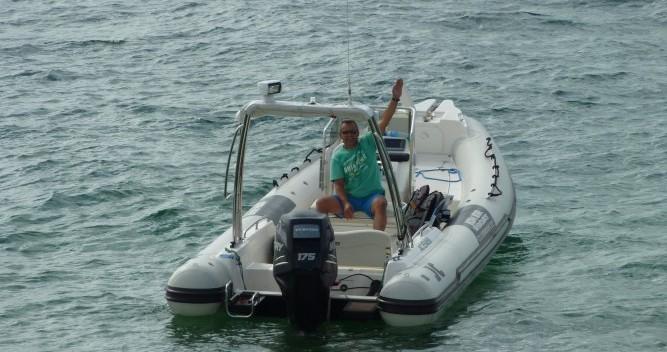 Noleggio Gommone a Arcachon – Joker Boat Clubman 22