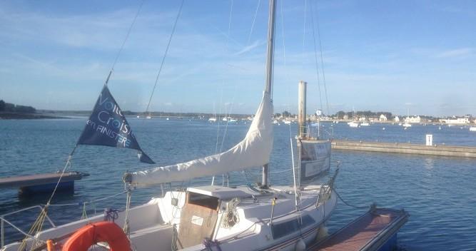 Jeanneau Flirt tra privati e professionisti a Pont-l'Abbé